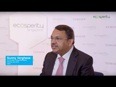 Sunny Verghese, Co-founder, Group Managing Director and CEO, Olam