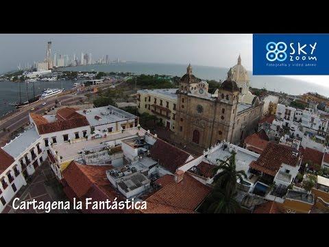 La Heróica Cartagena De Indias Vista Desde El Aire