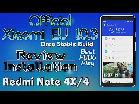 MASIK P MIUI 10 For Redmi Note 4/4X | Add Face Data