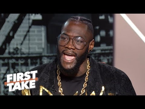 'I don't care about losing ... I'm building for legacy' - Deontay Wilder | First Take