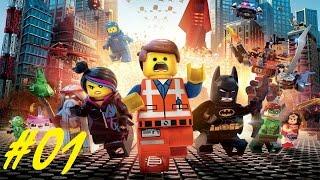 LEGO® příběh 01: Všechno je tu boží! | Minecraft Box