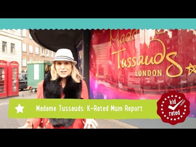 Madame Tussauds: Mum Report