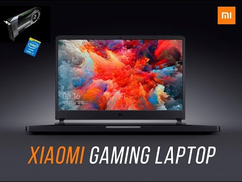 Обзор Xiaomi Mi Gaming LaptopОбзор Xiaomi Mi Gaming Laptop