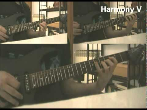 Manowar - Funeral March (Guitar Cover)
