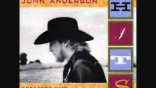 It's All Over Now by John Anderson