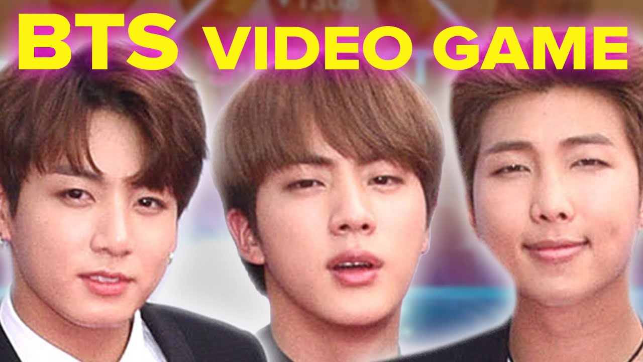 People Play The Official BTS Mobile Game thumbnail