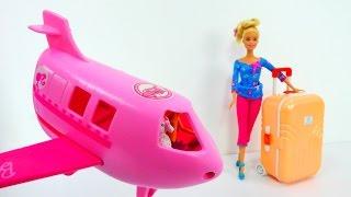 Мультики для девочек про Барби: собираемся в путешествие к морю