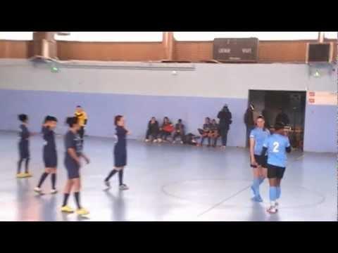 Les artistes futsal fémin - Diamant Futsal