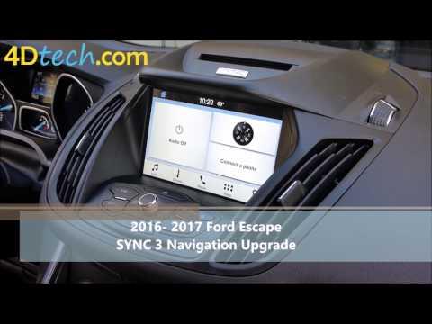 factory sync 3 oem gps navigation upgrade 2016 2017. Black Bedroom Furniture Sets. Home Design Ideas