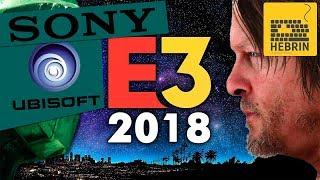 E3 2018 - ИТОГИ UBISOFT  И  SONY
