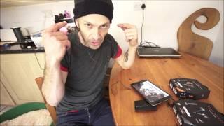 V-MODA FORZA  AND METALLO IN EAR AUDIO ART