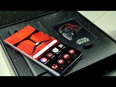 Galaxy Note 10+ Star Wars Edition: чем хороша темная сторона?