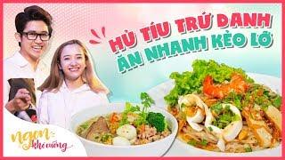 Ngon Khó Cưỡng | Hủ tíu trứ danh, ăn nhanh kẻo lỡ | Tập 19 | Food Review