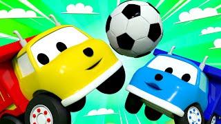 Играем в футбол и учим направления - Грузовичок Игорь 🚚 Обучающий мультфильм для детей
