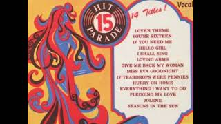 Pledging My Love (Diana Ross and Marvin Gaye cover) ... SPRINGBOK HIT PARADE 15