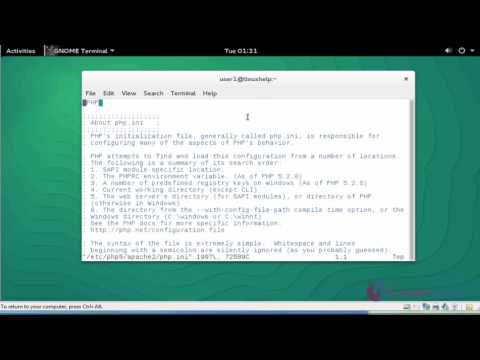 How to Install Zabbix in OpenSUSE Leap | LinuxHelp Tutorials