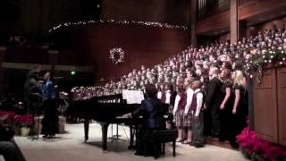 Indianapolis Children's Choir - O Holy Night - 2009 Angels Sing