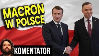 Wojsko Polskie do Afryki, Zakup Uzbrojenia z Francji – Czyli Macron w Polsce