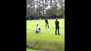 Eddie Pepperell BMW PGA 2013