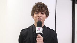 和田颯Da-iCEが「dTV」ドラマに中学生役で出演!「配信ボーイ〜ボクがYouTubeになった理由〜」の見所を語る!