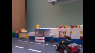 preview picture of video 'Lego city Havárie'