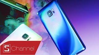 Schannel - S Update: HTC U Ultra | U Play - Bóng lộn & trí tuệ nhân tạo liệu có hút khách?
