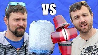 EGG DROP - Bobby Duke vs William Osman