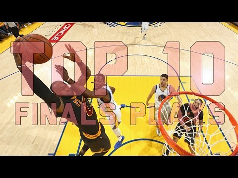 The Starters - Top 10 Finals Plays 2017