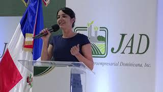 Zaura Muñiz, Agricultura Sostenible como parte de la solución