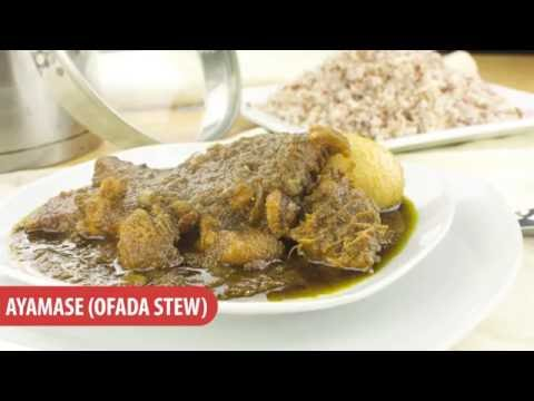How To Make The Nigerian Ayamase (Ofada Stew) – Chef Lola's Kitchen