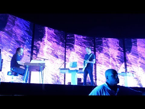 Cymbal Rush - Thom Yorke - San Francisco, Dec. 15 2018