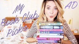My Book Clubs Picks | Zoella