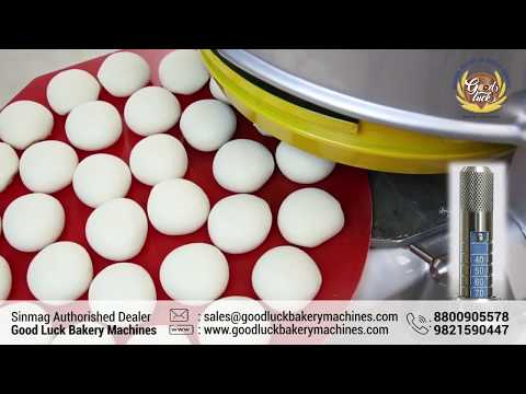 SM-430A Fully Automatic Mechanical Divider Rounder