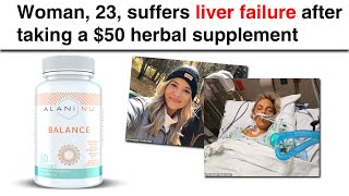 GNC Alani Nu Balance Responsible For Liver Failure?