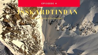 """""""Isskardtindane"""" FPV-Racing Drone Action In The Mountains"""