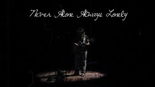 Cody Jinks Never Alone Always Lonely (Acoustic Demo)