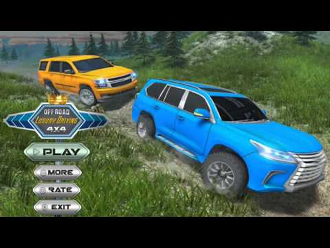 Offroad 4x4 Luxury Driving - Android Gameplay HD