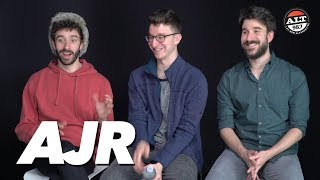 Gambar cover AJR Talks '100 Bad Days', The Sound Of Their New Album, The Recording Process & More!
