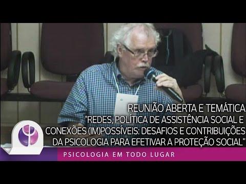 Desafios e contribuições da Psicologia para efetivar a proteção social