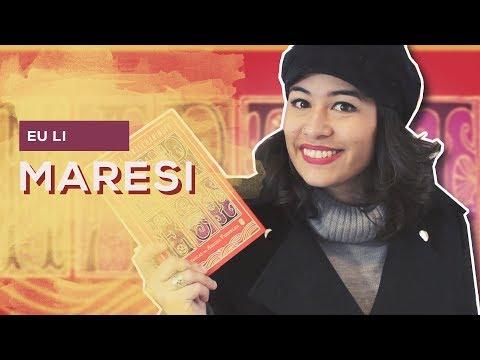 EU LI: Maresi - Maria Turtschaninoff | All About That Book |