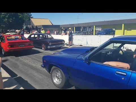 Summernats 32 Tuff Street / Muscle Cars / Hot Rods And More Acton Summernats 32