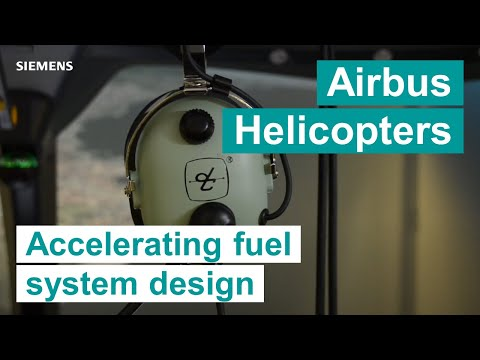 Airbus Helicopters - Accelerating fuel system design