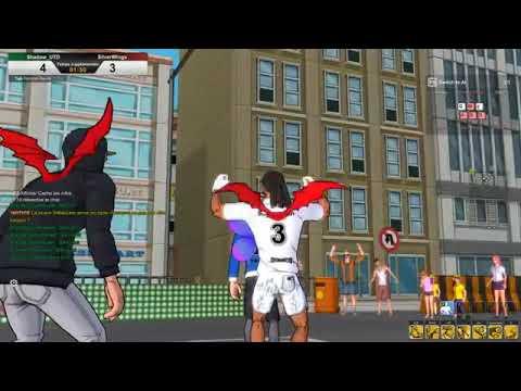 Freestyle Football Z MMORPG - Shadow_UTD vs GermanKickers,AC Milan, Korea...