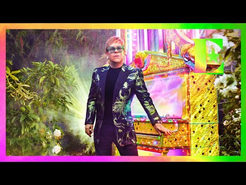 Elton John – Farewell Yellow Brick Road Tour: The Launch (VR180)