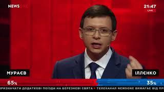 Евгений Мураев: Не рассказывайте нам, кого нужно любить