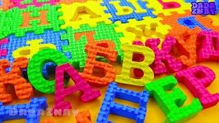 Алфавит|Учим буквы|Учим алфавит|Интерактивный русский алфавит|Азбука для детей