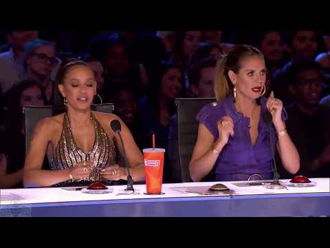 America's Got Talent 2017 Men with Pans Full Audition S12E04
