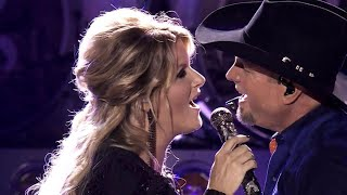 Garth Brooks Reveals the Word Wife Trisha Yearwood Uses Which Makes Him Emotional