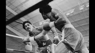 Salvador Sanchez vs Wilfredo Gomez - Highlights (Battle of The LITTLE GIANTS)