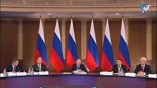 Сергей Митин принял участие в совместном заседании президиума и консультативной комиссии Госсовета